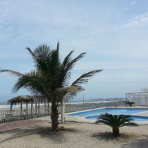 piscina playas villamil alquiler casa