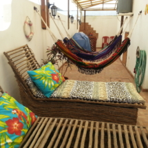 hamacas playas villamil alquiler