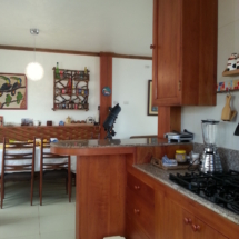 cocina playas villamil alquiler casa