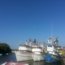Casa Playas Villamil barcos