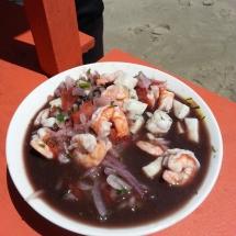 gastronomia playas villamil